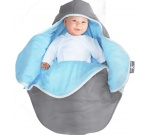 Wallaboo Beebitekk Coco - Grey Blue BBC.0214.4616